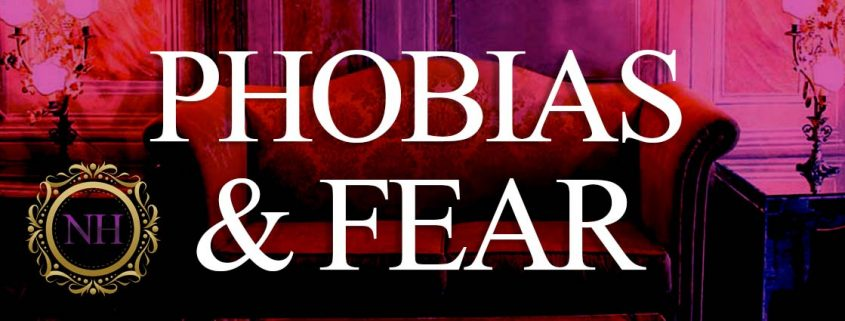 Phobia treatment with hypnotherapy Walsall and London